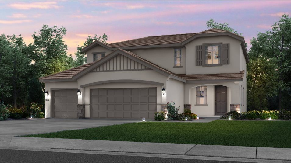 Move In Ready New Home In Redwood Collection at Parkside Community