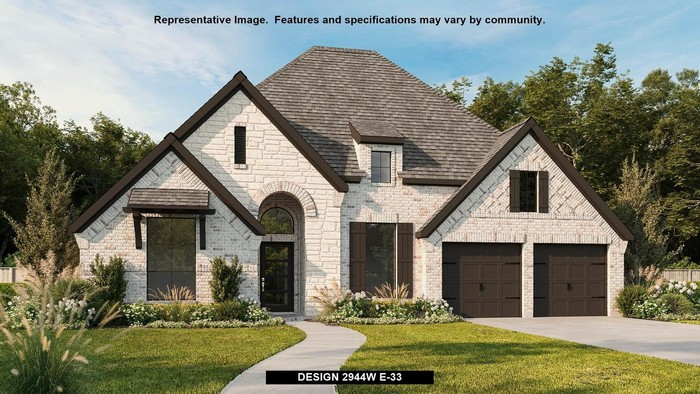 Move In Ready New Home In Kallison Ranch 60' Community