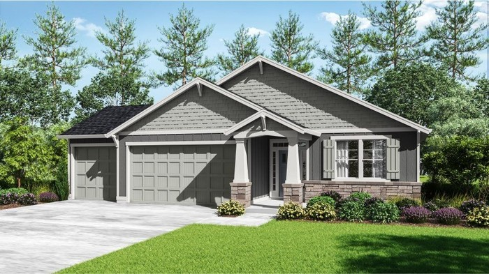 Move In Ready New Home In Dodds Farm Community
