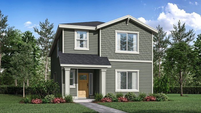 Move In Ready New Home In Smith Creek - The Harmony Collection Community