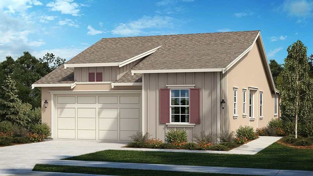 Move In Ready New Home In Venture at The Collective 55+ Community