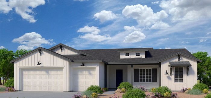 Move In Ready New Home In Westwood Community