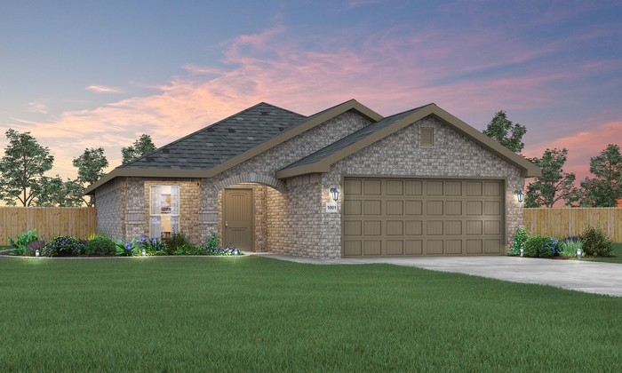 Move In Ready New Home In Bell Farms Community