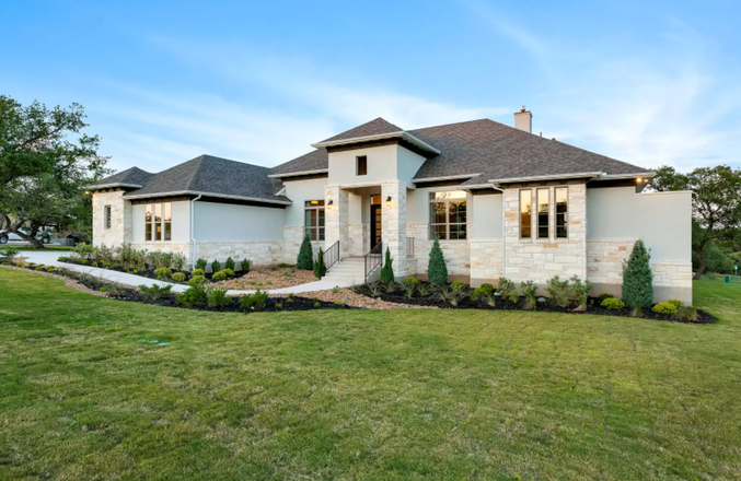 Move In Ready New Home In Vintage Oaks Community