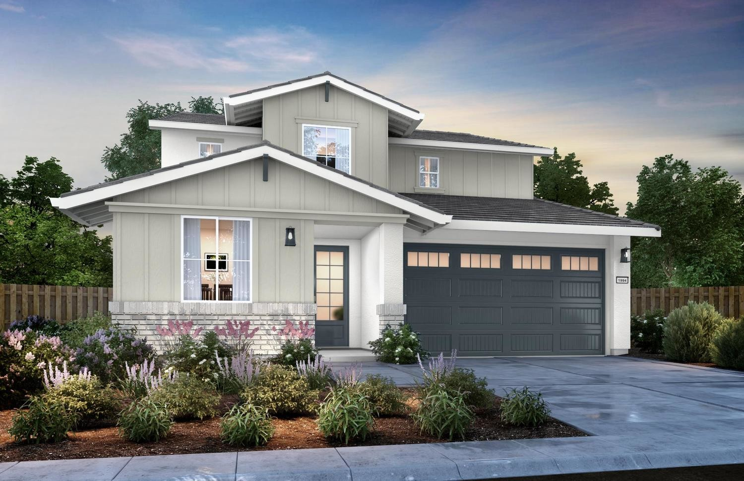 Move In Ready New Home In Elan at Premier Montelena Community