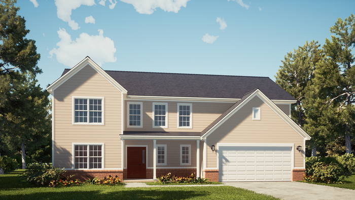 Ready To Build Home In Phillips Manor Community