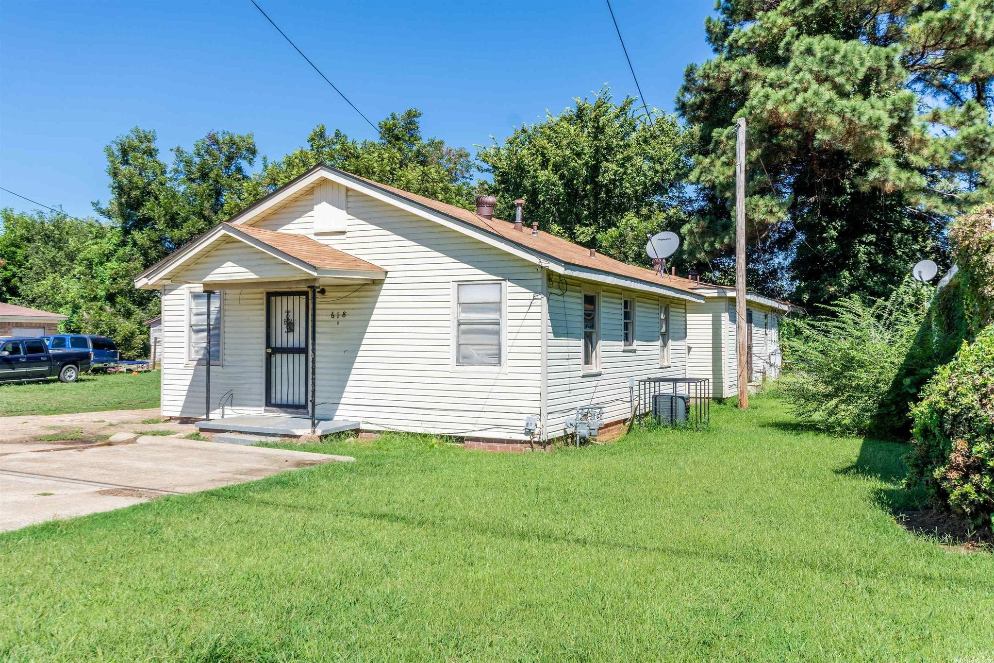 1-Story Multi-Family Home In Forrest City