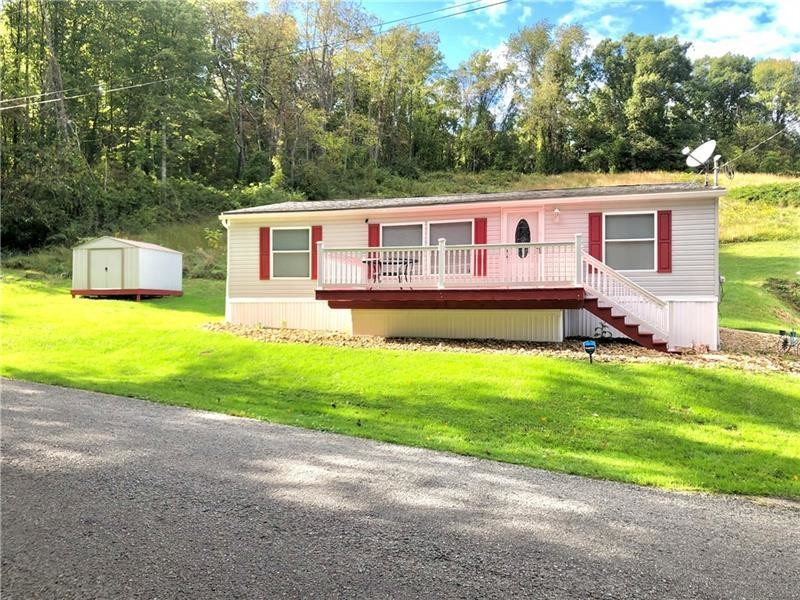 Remodeled 2-Bedroom House In Uniontown