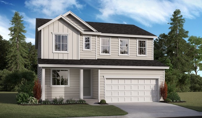 Ready To Build Home In Seasons at Redwood Landing Community