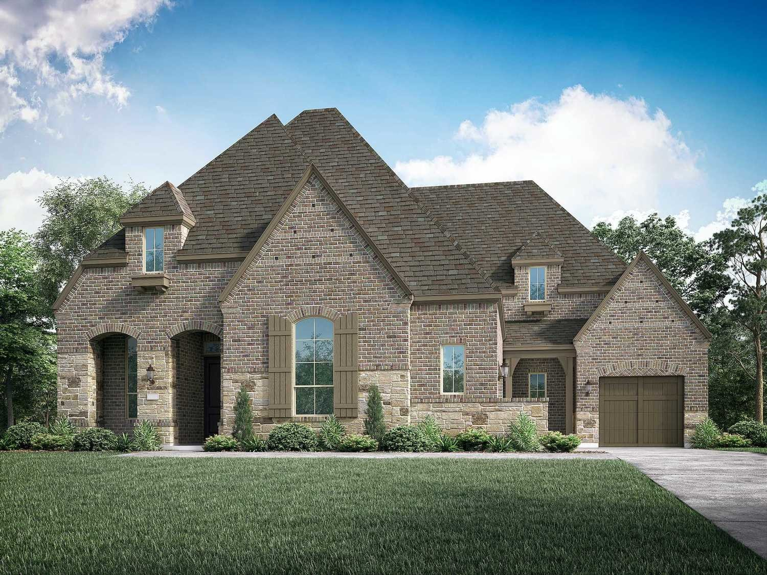 Move In Ready New Home In Front Gate in Fair Oaks Ranch: 90ft. lots Community