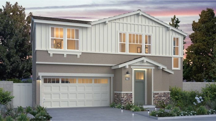 Move In Ready New Home In Gabion Ranch - Stonebrook Community