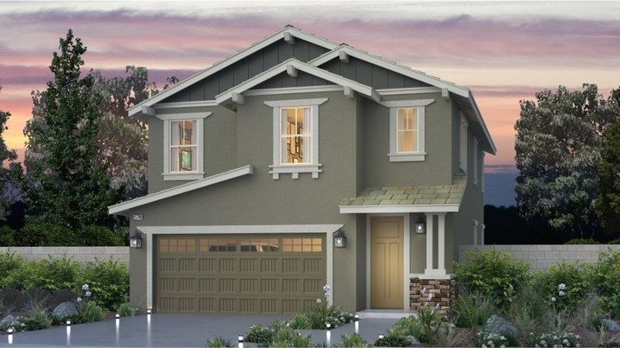 Move In Ready New Home In Gabion Ranch - Ridgeview Community
