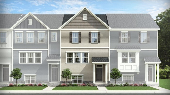 Move In Ready New Home In Willows at Traditions Community