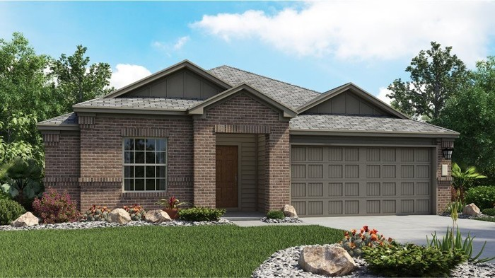 Move In Ready New Home In Heather Glen Community