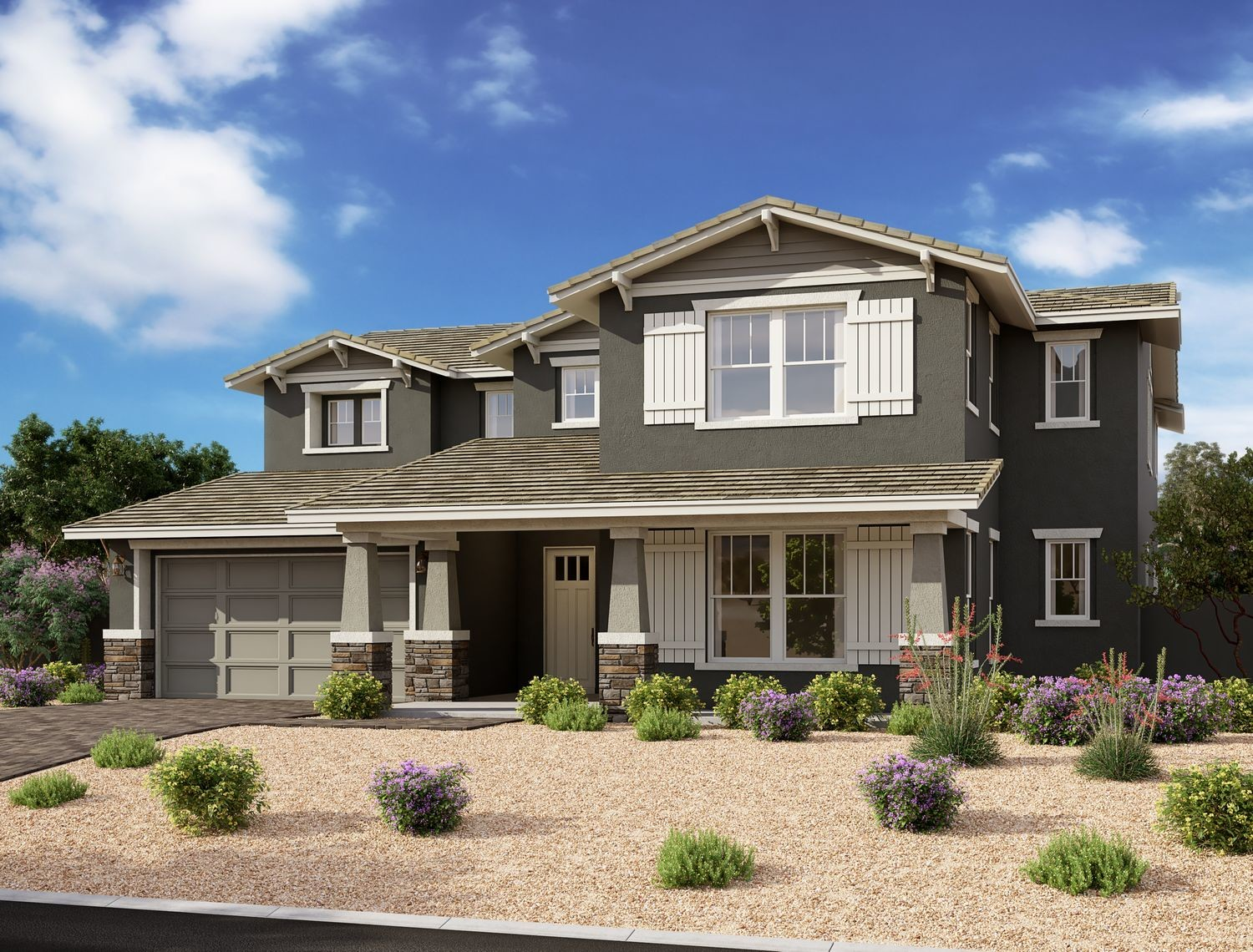 Move In Ready New Home In Equestrian at Spur Cross Community