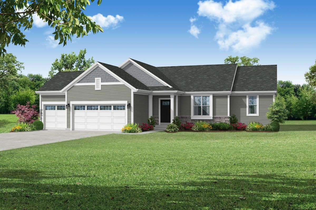 Move In Ready New Home In Laurel Springs Community