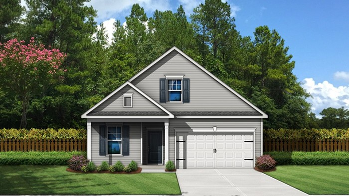 Move In Ready New Home In Peachtree Park Community