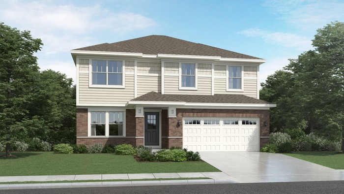 Move In Ready New Home In Cadence Community