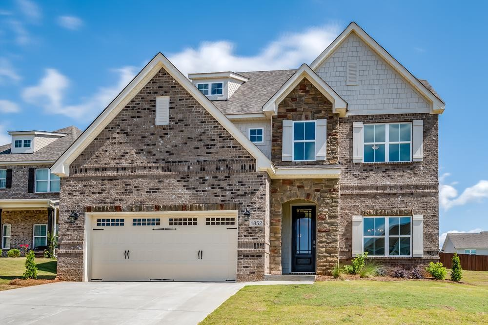 Move In Ready New Home In Donahue Ridge Community