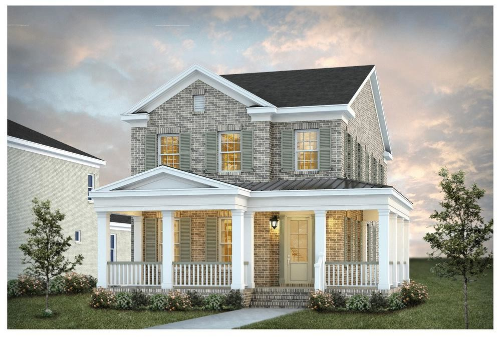 Move In Ready New Home In Clift Farm Community