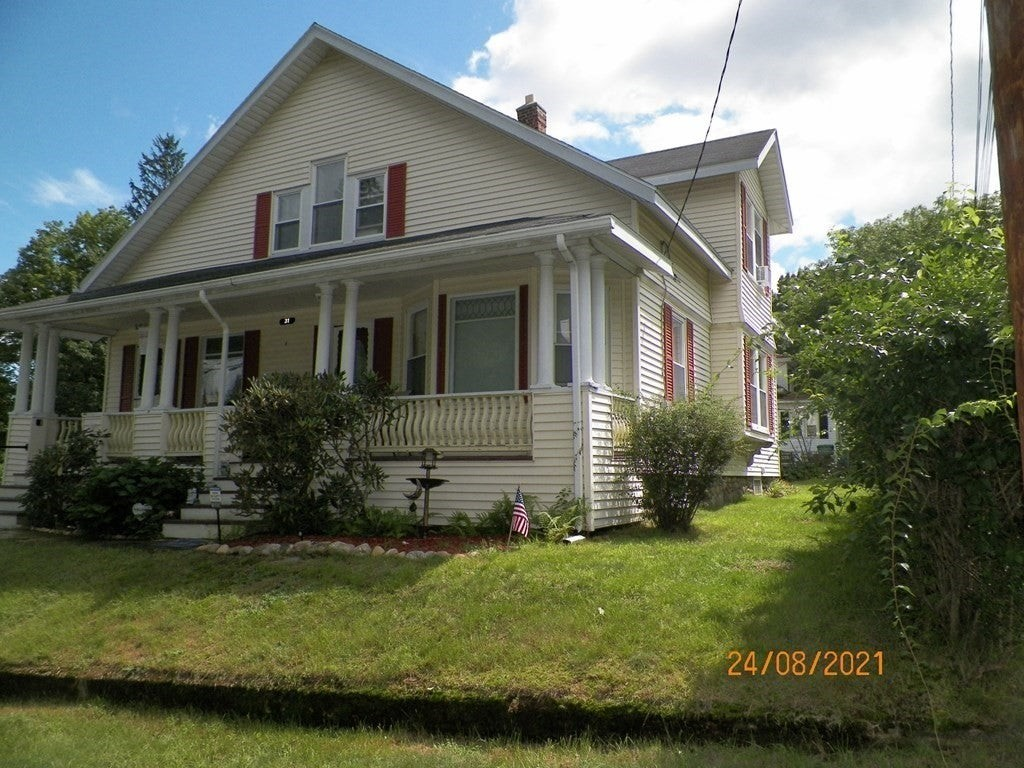 House In South Fitchburg