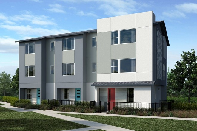 Ready To Build Home In Townhomes at Lacy Crossing Community