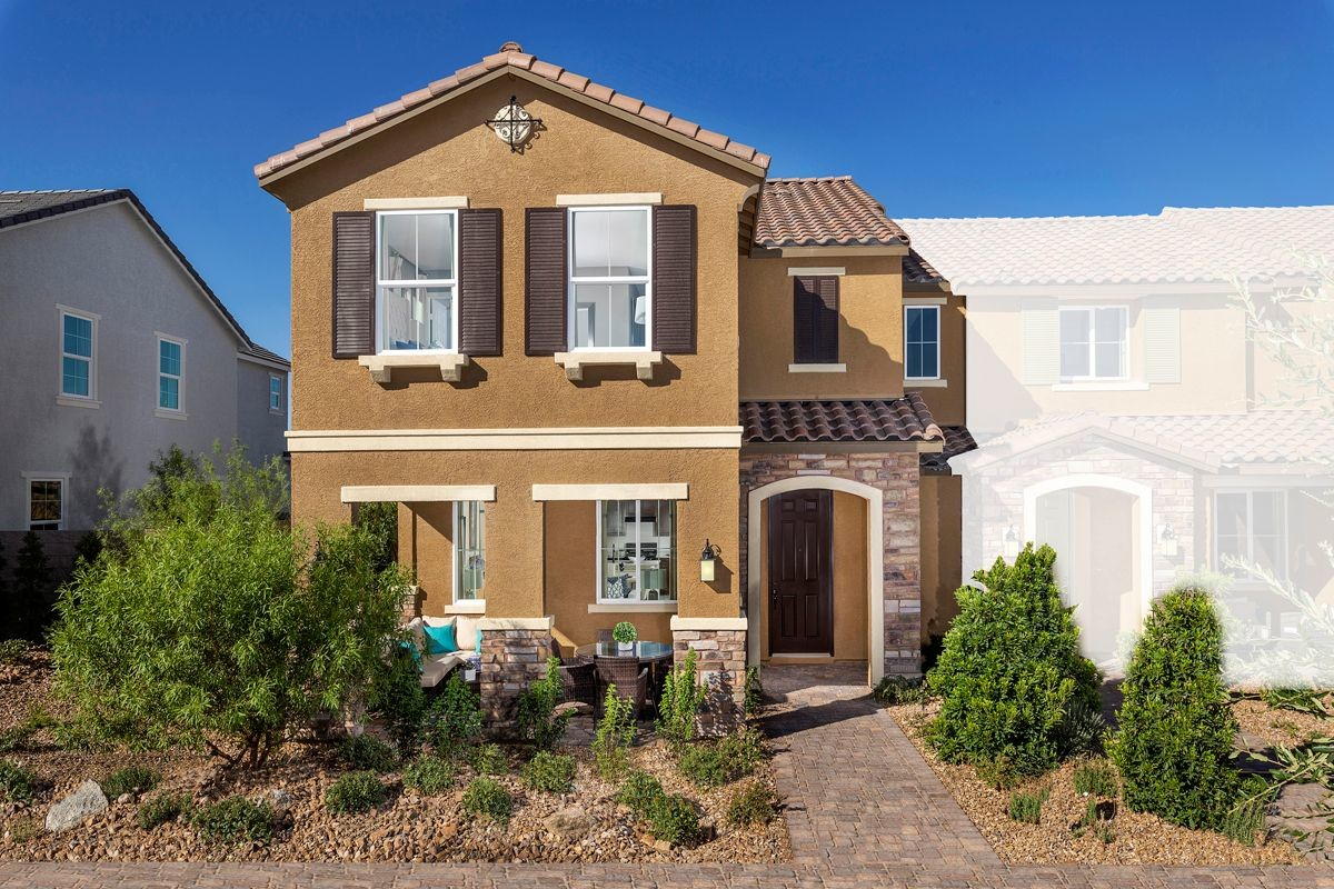 Ready To Build Home In Groves at Inspirada Community
