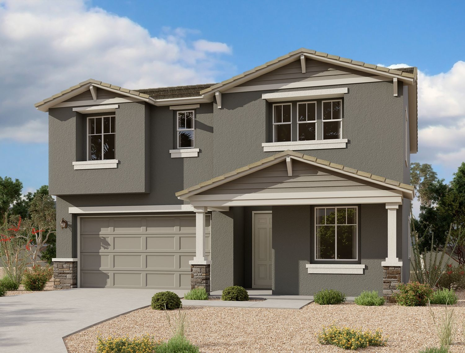 Move In Ready New Home In Inspirian III at Eastmark Community