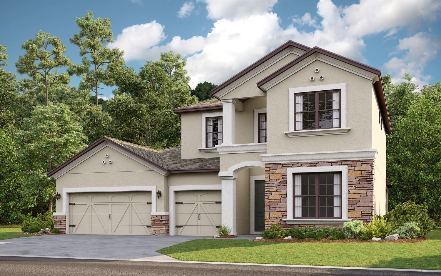 Move In Ready New Home In Bellalago Community