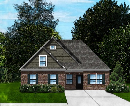 Move In Ready New Home In Wild Wing Plantation Community