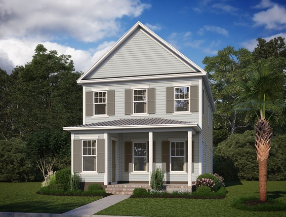 Ready To Build Home In Nexton Community