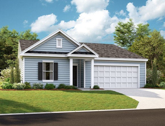Ready To Build Home In Woodwinds at Cane Bay Community