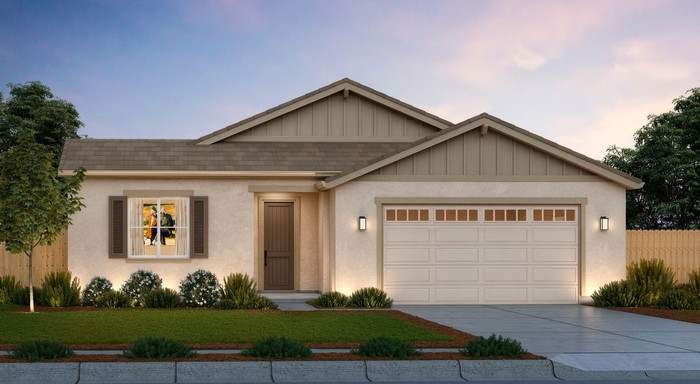 Move In Ready New Home In Westbrook Community