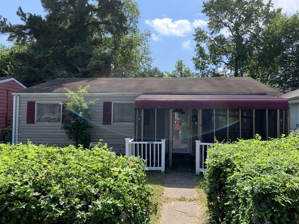 1-Story House In Lamberts Point