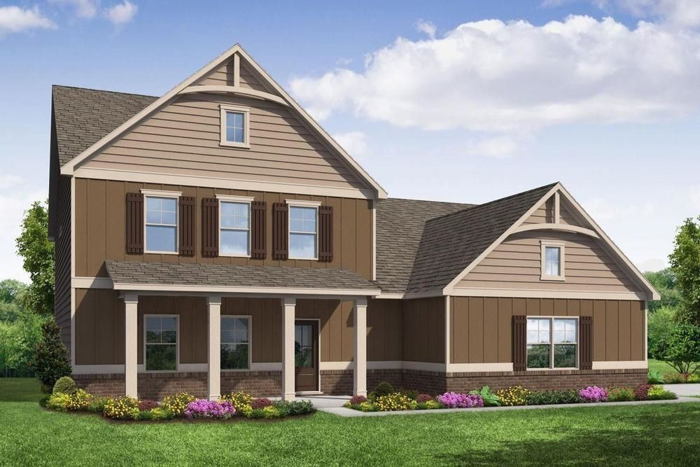 Move In Ready New Home In Peppertree Community