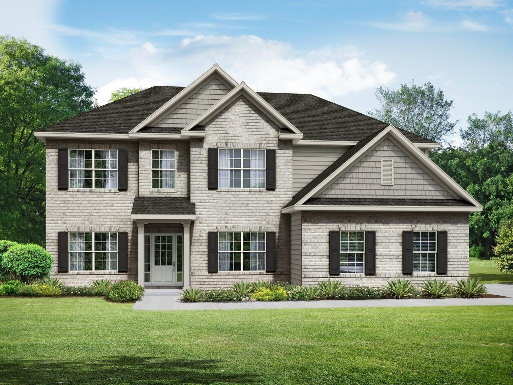 Ready To Build Home In Cove Lake Estates Community