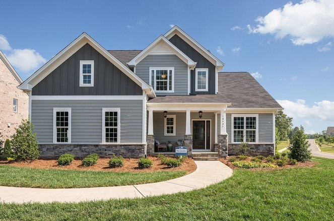 Move In Ready New Home In Summerwood Community