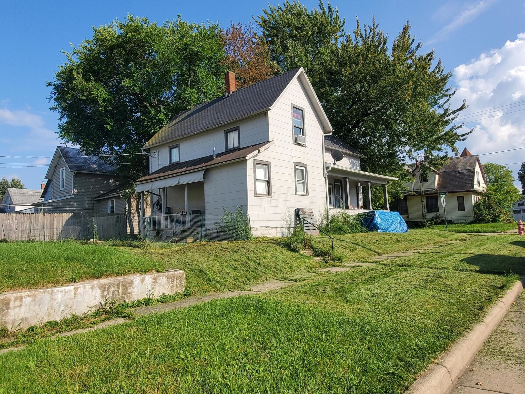 2-Story House In Bucyrus