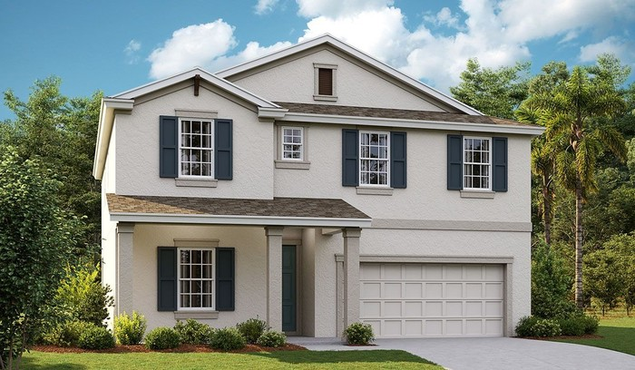 Move In Ready New Home In Waterset Community