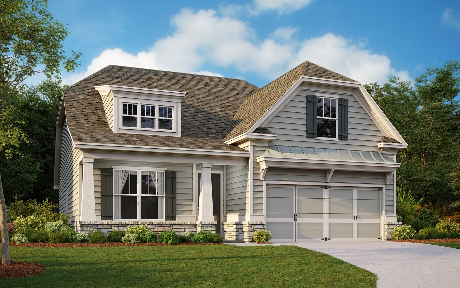 Move In Ready New Home In NatureWalk at Seven Hills Community