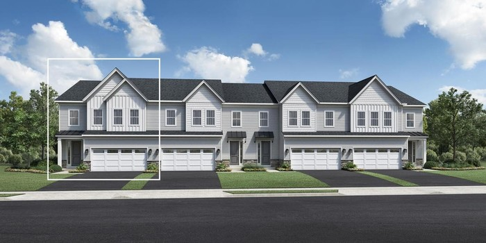 Ready To Build Home In Creekside at Blue Bell Community