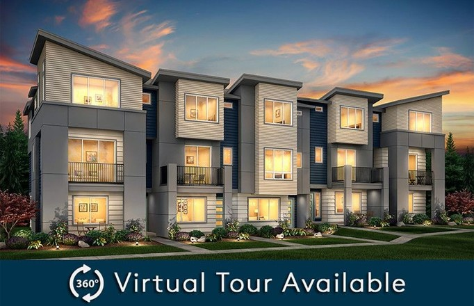 Move In Ready New Home In Urbane Village Community