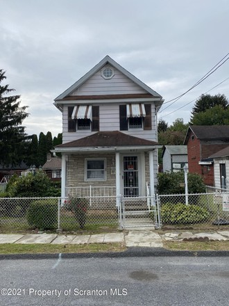 3-Bedroom House In Dickson City