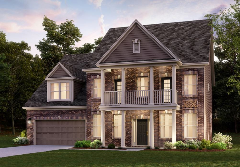 Move In Ready New Home In Shiloh Manor Community