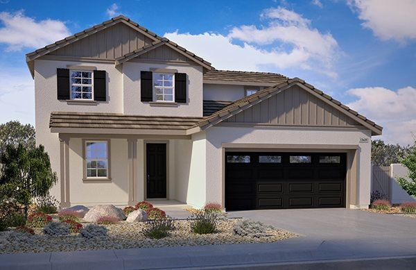 Move In Ready New Home In Country Creek Community
