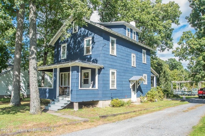 4-Bedroom House In Pittston Township