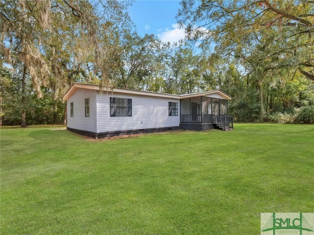 Mobile Home In Hinesville