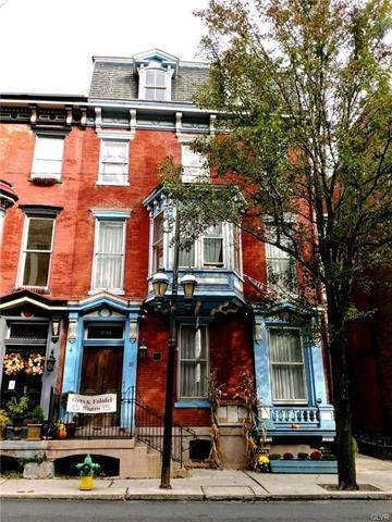 4-Story Multi-Family Home In Jim Thorpe