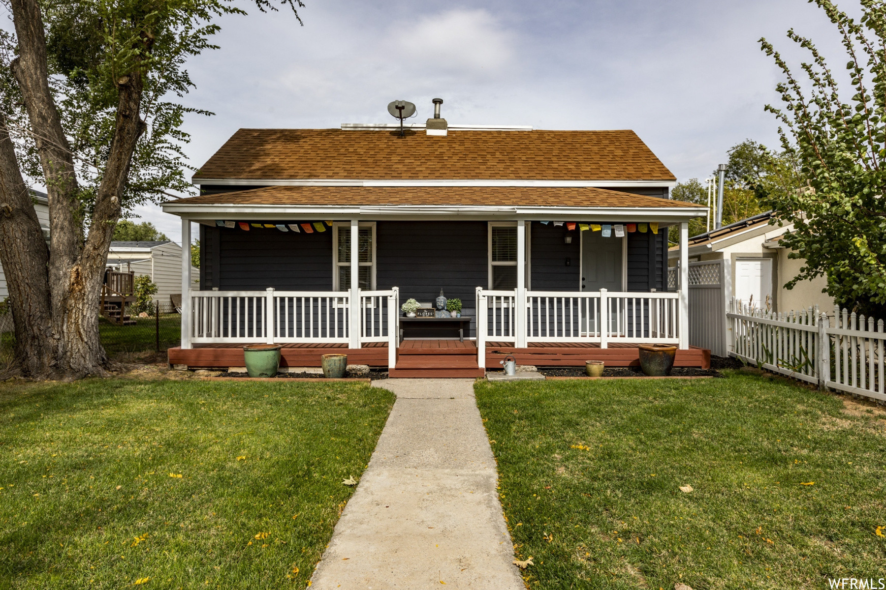 Updated 2-Bedroom House In Fairpark