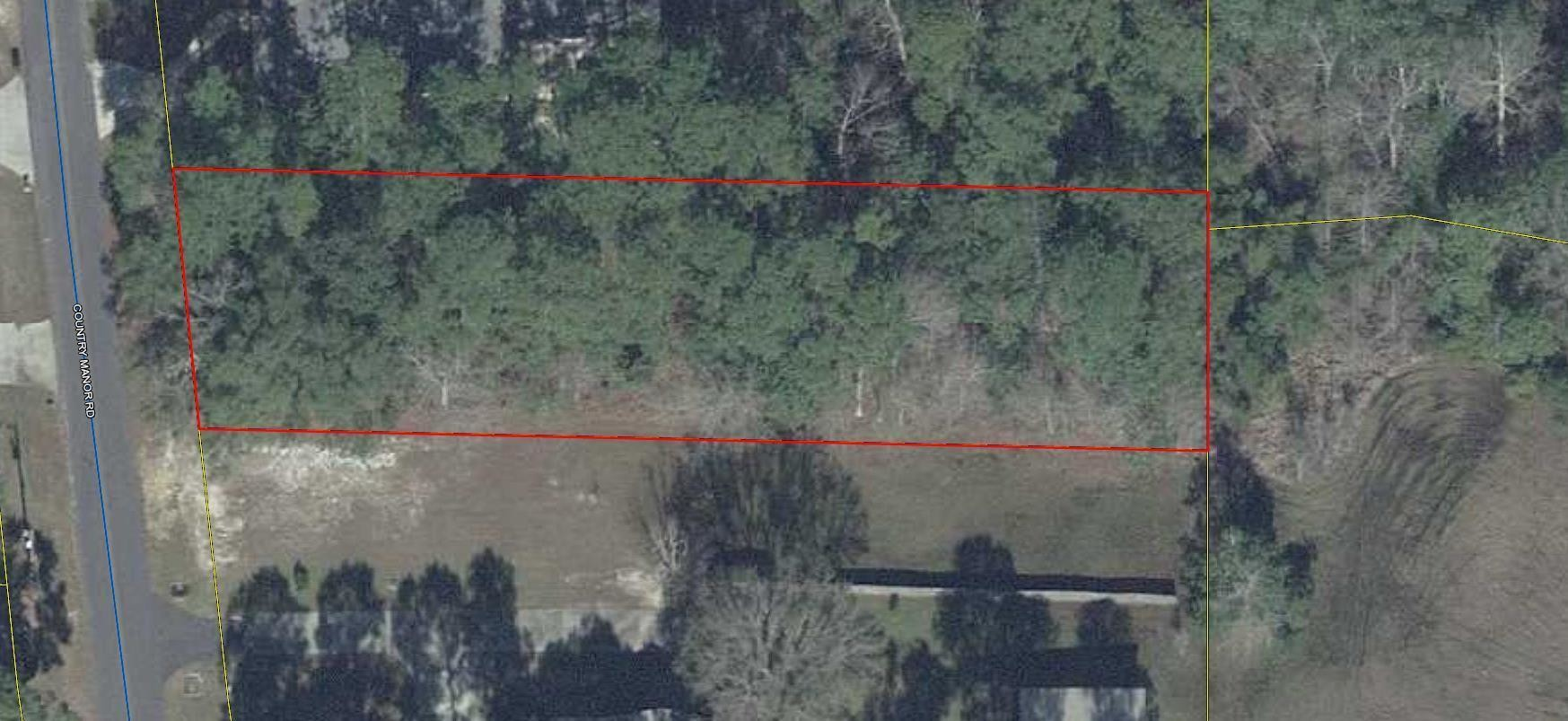 Lot In Country Manor Estates